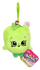 Shopkins Apple Blossom 3 inch Clip On Plush Toy