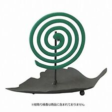 Leaf Iron Mosquito Coil Holder (Stand) Celr6070