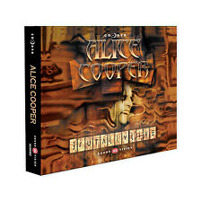 Alice Cooper : Brutally Live CD Collector's  Album with DVD 2 discs (2014)