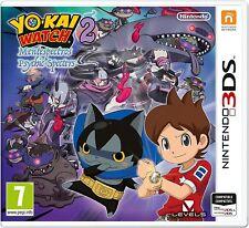 YO-KAI WATCH 2 MENTESPECTROS 3DS TEXTOS EN CASTELLANO ESPAÑOL NUEVO PRECINTADO