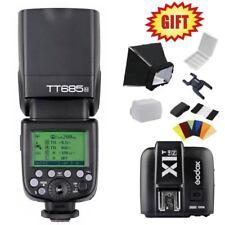 Godox TT685N 2.4G TTL 1/8000s Flash Speedlite + X1T-N Trigger for Nikon DSLR