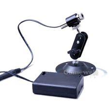 100mW Laser Diode Modul 405nm Veilchenblau Laserdiode Set mit Ständer für Party