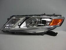 2013-2014 Honda Accord Crosstour Left Driver Side Headlamp Headlight OEM