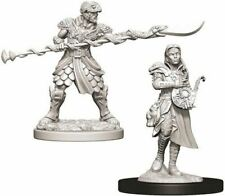 D&D NOLZUR'S MARVELOUS UNPAINTED MINIATURES YUAN-TI PUREBLOODS (PACK OF 6)