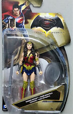 MATTEL DC Comics Batman VS Superman Wonder Woman-ACTION FIGURE - 6""