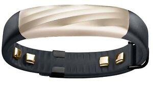 Jawbone UP3 Activity Tracker Twist Heart Rate Sleep Fitness Health  - Gold
