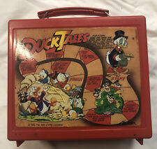 Duck Tales Lunchbox Vintage 1986 Aladdin Disney Scrooge McDuck No Thermos