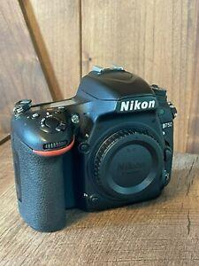 Nikon D750 24.3 MP Full Frame DSLR Camera - Used Body w genuine battery