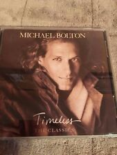 Timeless: The Classics by Michael Bolton (CD, Sep-1992, Columbia (USA))