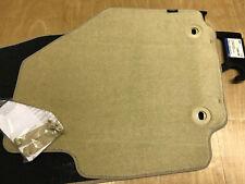 NEW FORD MONDEO MK4 FLOOR MATS PREMIUM VELOUR IN BISCUIT BEIGE 07 > 12 # 1458299