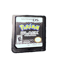 Pokemon: Black Version (Nintendo DS, 2011) Authentic & Tested Cart only