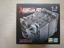 Scythe SCNJ-5000 Ninja 5 CPU Processor Cooler AM4 and 2066 socket ready