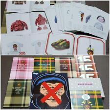 A BATHING APE OFFICIAL MEMBERS CLUB BAPEMANIA & Booklet  Japan Limited 9 items
