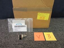 """Cosmodyne Push Button Switch 3200710-1 3A 250 Vdc 1 Pole Military 2"""" On-Off New"""