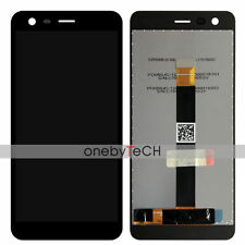 Nokia 2 Nokia TA-1029 TA-1035 Black LCD Display Touch Screen Digitizer Assembly