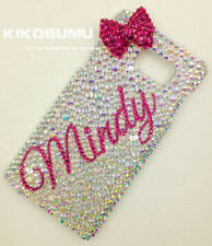 Personalize Your Name Bling Crystal Customize Rhinestone For Various Phone Case