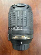 Nikon AF-S DX Nikkor 18-140mm f/3.5-5.6G ED VR w/ B+W 67 010 UV Haze MRC filter