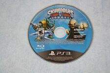 DISC ONLY Skylanders TRAP TEAM Playstation 3 Game No portal figures PS3
