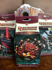 D&D Miniatures Dungeons of Dread Booster. NIB! DDM Pathfinder Dungeons & Dragons