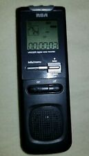 Rca Vr5320R-B Handheld Compact Portable Digital Voice Recorder