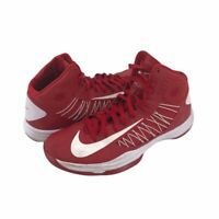 Nike Mens Hyperdunk TB Basketball Shoes Red Mid Top Lace Up 524875-600 11