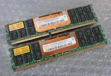4GB Kit Hynix HYMP525B72BP4N2-C4 AB-T PC2-4200F 2Rx4 DDR2 FB-DIMM Server Memory