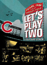 Pearl Jam Let's Play Two DVD 2017 Book