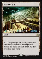 MTG MAZE OF ITH - Maze of Ith - ETERNAL MASTERS ENGLIHS NM