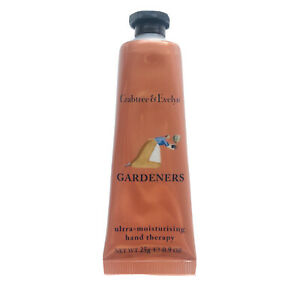 Crabtree Evelyn Gardeners Ultra Moisturizing Hand Therapy 25g 0.9 oz New!