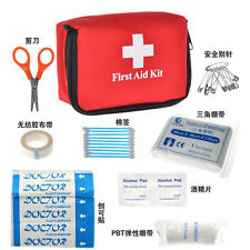 Outdoor Medical Package Earthquake Car Wild Survival Family First Aid Kit
