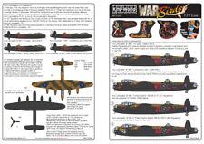 Kits-World 1/72 Avro Lancaster B Mk. I # 72030