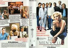 THE MEN'S CLUB - Harvey Keitel VHS -PAL -NEW -Never played! -Original Oz release