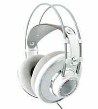 AKG K701 Studio Auriculares referencia Premium Blanco Buen estado Caja original