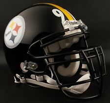 KEVIN GREENE Edition PITTSBURGH STEELERS Riddell AUTHENTIC Football Helmet NFL