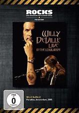 DVD-Live in the Inverclyde di Willy DeVille (2015) + NUOVO E OVP +