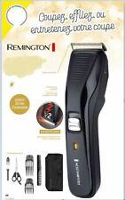 Tondeuse Remington cheveux barbe Noir
