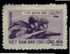 N.Vietnam MNH Sc M14 Mi PFM 14 Value $ 3.00 US $ Military Frank