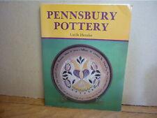 Lucile Henzke. Pennsbury Pottery. 1990. Paperback. VG+ copy.