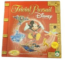 Trivial pursuit Disney edition complete family board game