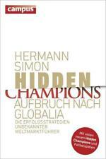 Hidden Champions - Aufbruch nach Globalia Simon, Hermann