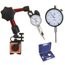 Trlen Dial Indicator 10001 Test 0 15 0 00300005 Mini Magnetic Base