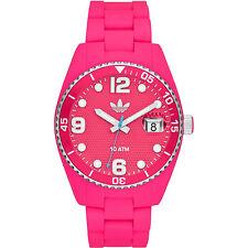 Adidas Brisbane Quartz Pink Dial Unisex Analog Watch ADH6162