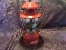 VINTAGE COLEMAN LANTERN MODEL 200.04/66 WITH GLOBE CANADA & USA  ONLY! LOT 5