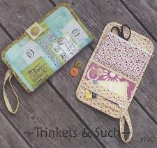 Trinkets and such quilt pattern by Sherri K. Falls of This & That Pattern Co.