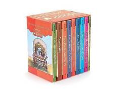 NEW The Little House (9 Volumes Set) by Laura Ingalls Wilder