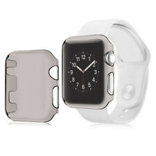For Apple Watch iWatch 38/42mm Slim Thin TPU Hard Cover Protective Case Cover