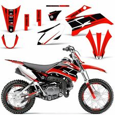 Graphic Kit for Yamaha TTR110 TTR 110 Dirtbike Stickers MX Moto Decal 11-16 HURR