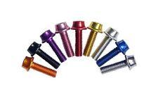 PORTE BOUTEILLES ecrous 4 pièces violet 7075 T6 aluminium léger A2Z 4 pièces