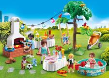Playmobil - Puppenhaus - Einweihungsparty, Modernes Wohnhaus ,Neu, Ovp, 9272