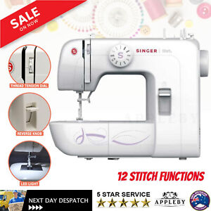 Singer Sewing Machine with 12 Stitches Functions 6 Stitches LED Buttonhole